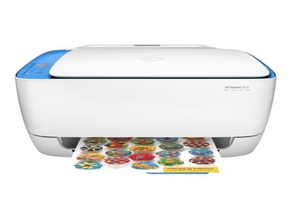 Spausdintuvas HP DeskJet 3639 All-in-One Printer Paveikslėlis 1 iš 1 310820219147