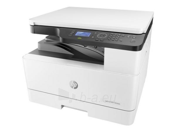 Spausdintuvas HP LaserJet MFP M436dn Printer Paveikslėlis 1 iš 1 310820219142