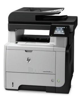 Spausdintuvas HP LJ Pro 500 MFP M521 dn Paveikslėlis 1 iš 1 250253410520