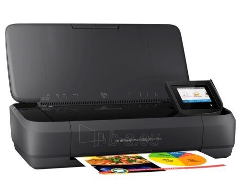 Spausdintuvas HP OfficeJet 250 Mobil All in One Paveikslėlis 1 iš 1 310820219138