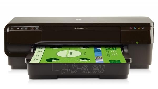 Spausdintuvas HP Officejet 7110 WF ePrinter (ML) Paveikslėlis 1 iš 1 250253430134