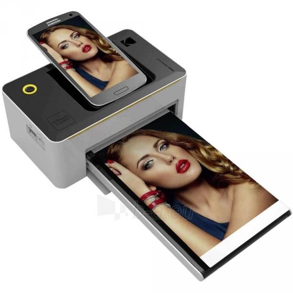 Spausdintuvas Kodak PD450 Printer Dock Wifi Black and White Paveikslėlis 2 iš 7 310820205780
