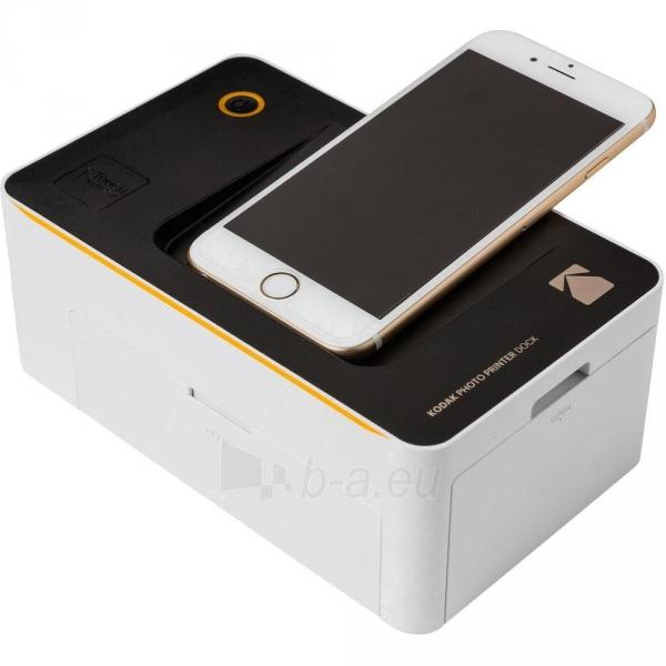 Spausdintuvas Kodak PD450 Printer Dock Wifi Black and White Paveikslėlis 3 iš 7 310820205780
