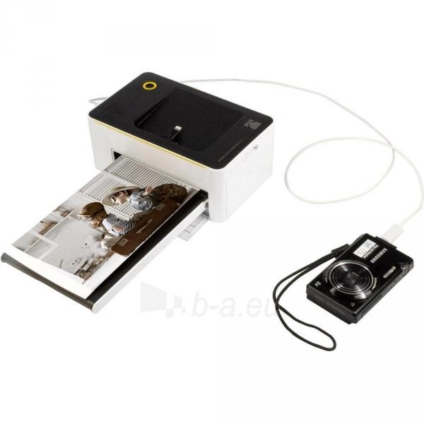 Spausdintuvas Kodak PD450 Printer Dock Wifi Black and White Paveikslėlis 5 iš 7 310820205780