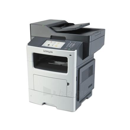 Spausdintuvas Lexmark MX611dhe Multifunction Monochrome Laser Printer Paveikslėlis 1 iš 4 250253410476