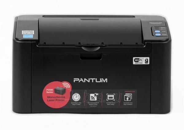 Spausdintuvas Pantum P2500 Paveikslėlis 4 iš 5 310820041402