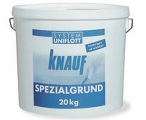 Specialus sintetinės dispersijos gruntas Knauf Spezialgrund 20 kg Paveikslėlis 1 iš 1 236580000257