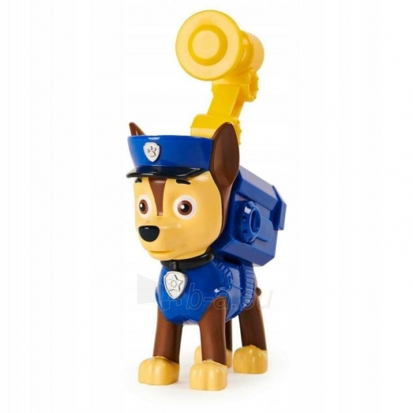 Spin Master PAW PATROL CHASE 6022626 Sounds When You Press His Badge Paveikslėlis 2 iš 6 310820252817
