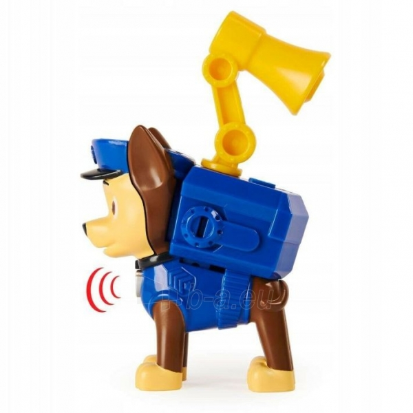 Spin Master PAW PATROL CHASE 6022626 Sounds When You Press His Badge Paveikslėlis 3 iš 6 310820252817