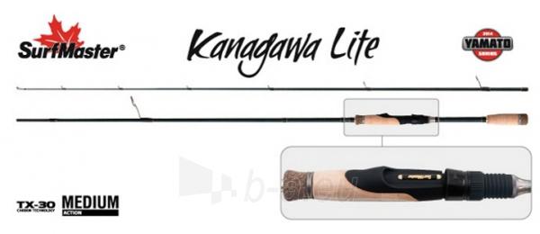 Spiningas AKARA SMASTER YAMATO SERIES KANAGAWA LITE Paveikslėlis 1 iš 1 310820021842