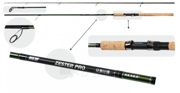 Spiningas AKARA «ZESTER Pro TX-20» 2X 15-40 Paveikslėlis 1 iš 1 310820198838