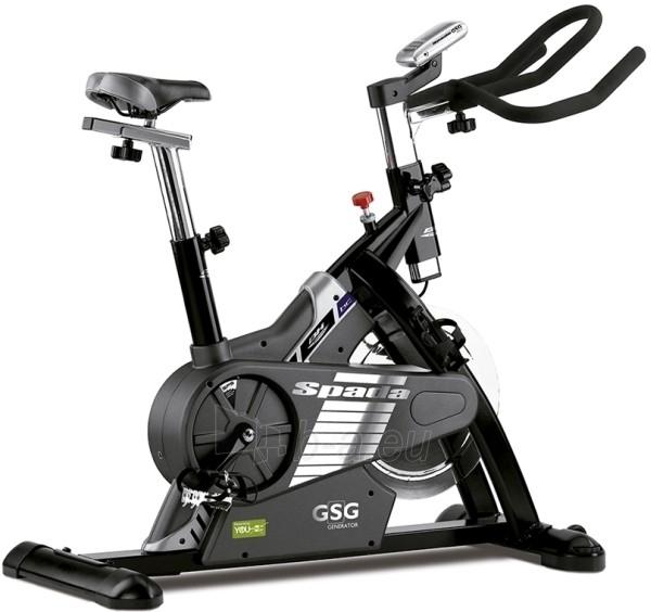 Spiningo dviratis BH FITNESS SPADA GSG Paveikslėlis 1 iš 2 310820024322