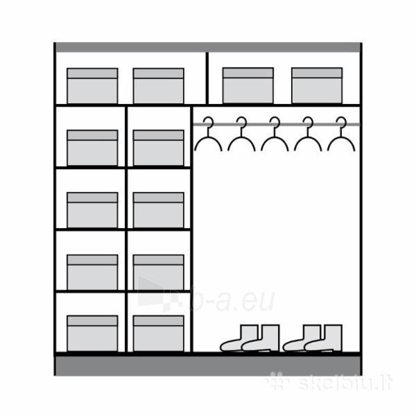 Cupboard DO2-20 Paveikslėlis 3 iš 3 250435000126