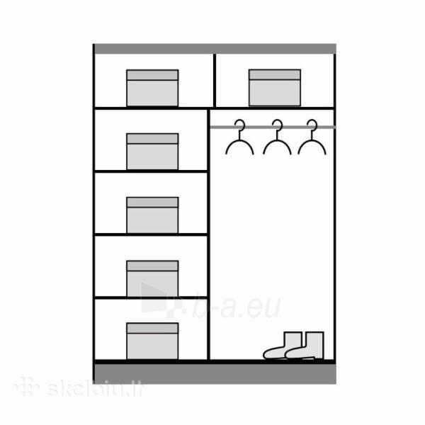 Cupboard DO6-15 Paveikslėlis 2 iš 2 250435000156