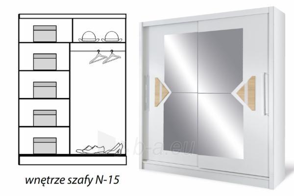 Spinta Notte N-15 Paveikslėlis 1 iš 1 301269000004