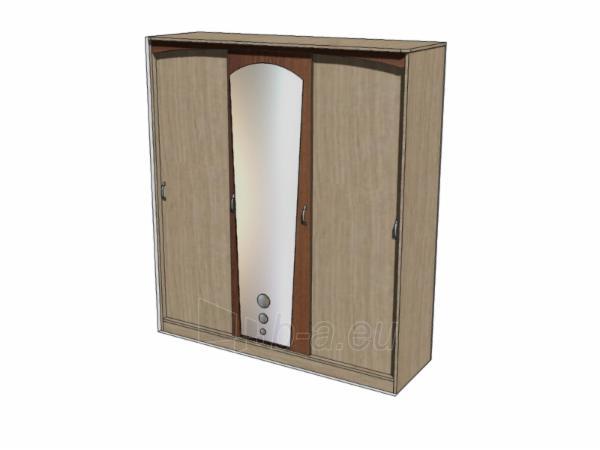 Spinta Rasa 3-jų durų (2400 mm) RS-01/4 Paveikslėlis 1 iš 2 300557000003