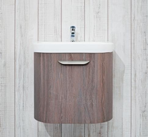 Cabinet Deep by Jika 60cm vanity, Oak Paveikslėlis 1 iš 3 310820246847