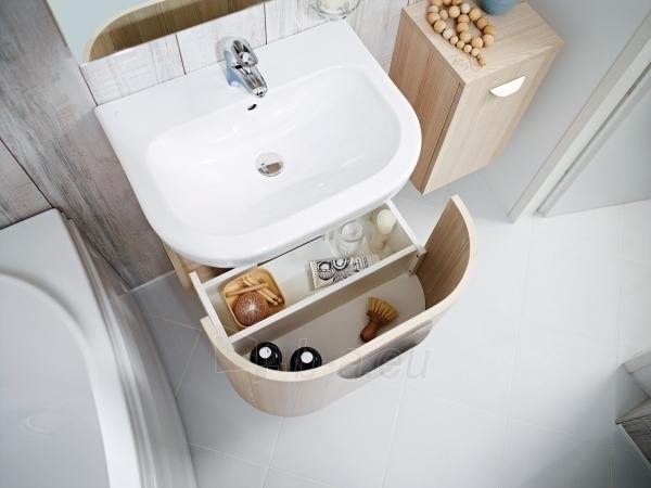 Cabinet Deep by Jika 65cm vanity, white Paveikslėlis 3 iš 3 310820246848
