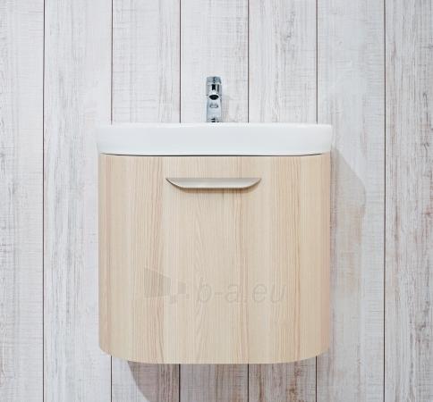 Cabinet vanity Deep By Jika, 65 cm, ash Paveikslėlis 1 iš 4 310820246849
