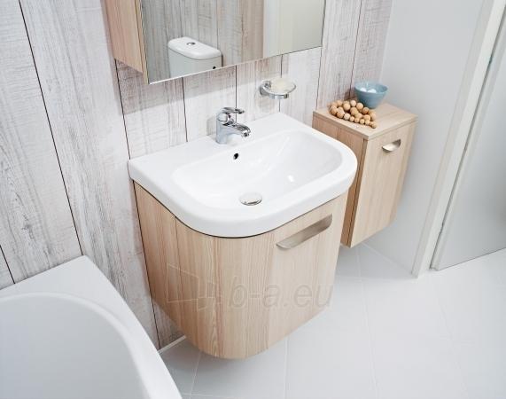Cabinet vanity Deep By Jika, 65 cm, ash Paveikslėlis 4 iš 4 310820246849