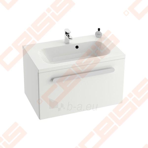 Spintelė praustuvui RAVAK CHROME SD 600 x 490 x 470 mm, baltos spalvos Paveikslėlis 1 iš 3 270760000063