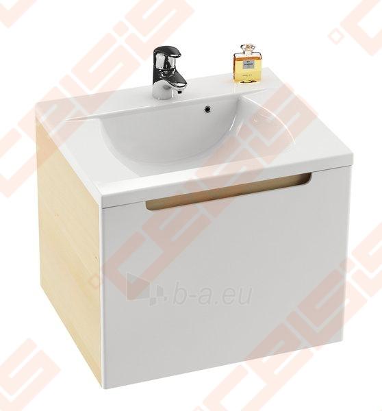 Spintelė praustuvui RAVAK CLASSIC SD 700 x 490 x 470 mm, baltos spalvos Paveikslėlis 1 iš 6 270760000077