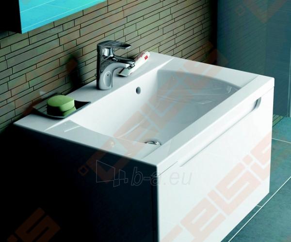 Spintelė praustuvui RAVAK CLASSIC SD 700 x 490 x 470 mm, baltos spalvos Paveikslėlis 4 iš 6 270760000077