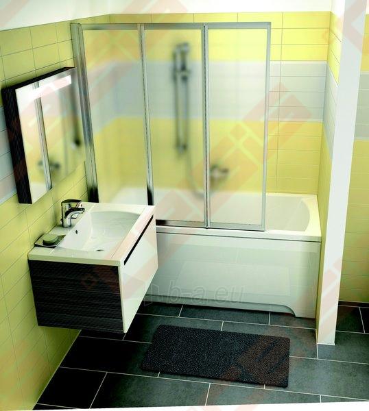 Spintelė praustuvui RAVAK CLASSIC SD 700 x 490 x 470 mm, baltos spalvos Paveikslėlis 5 iš 6 270760000077
