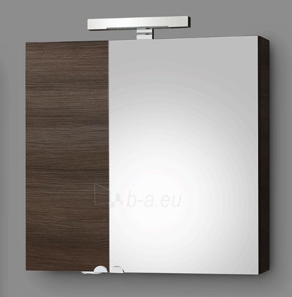 Spintelė su veidrodžiu Riva SV70-11 dark Paveikslėlis 1 iš 3 310820056048