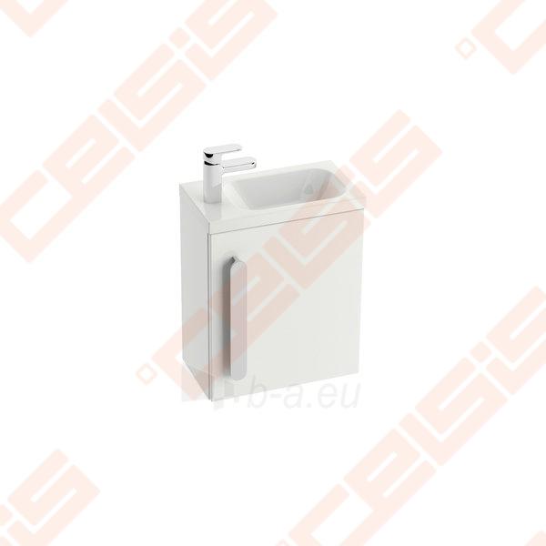 Spintelės korpusas mažam praustuvui RAVAK CHROME SD 400 x 220 x 500 mm, strip onikso spalvos Paveikslėlis 1 iš 3 270760000092