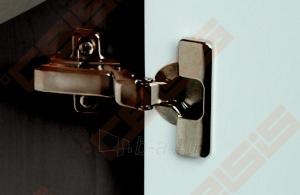 Spintelės korpusas mažam praustuvui RAVAK CLASSIC MINI SD 400 x 220 x 500 mm, espresso spalvos Paveikslėlis 3 iš 5 270760000095