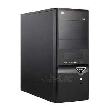 SPIRE COOLBOX 2215 MIDDLE ATX 420W BLACK Paveikslėlis 1 iš 1 250255900274