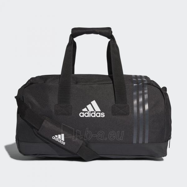 Sportinis krepšys adidas TIRO S B46128, juodas Paveikslėlis 1 iš 7 310820137289