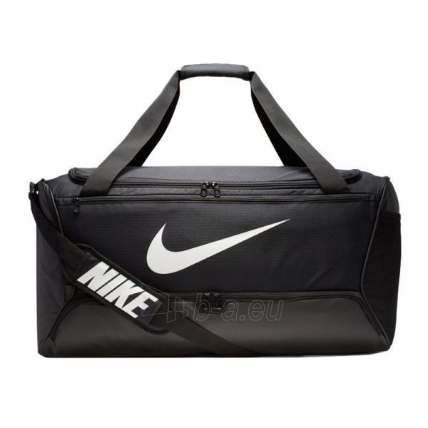Sportinis Krepšys Nike Brasilia Training Duffel Bag 9.0 L BA5966-010 Paveikslėlis 1 iš 3 310820221383