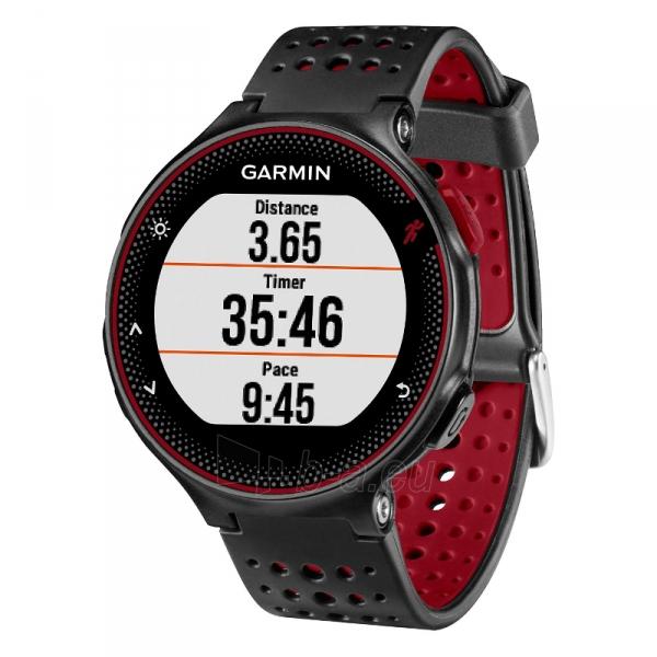 Sportinis laikrodis Forerunner 235 black/marsala red Paveikslėlis 1 iš 1 310820100096