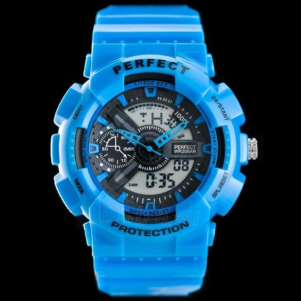 Sportinis PERFECT laikrodis PFA867M Paveikslėlis 1 iš 5 310820017588