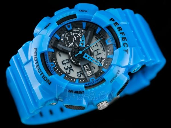 Sportinis PERFECT laikrodis PFA867M Paveikslėlis 2 iš 5 310820017588