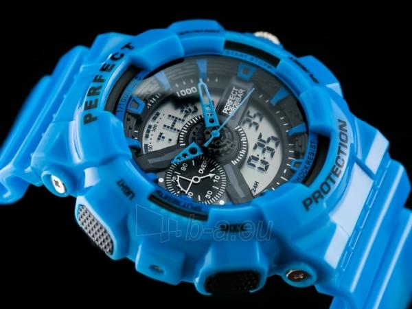 Sportinis PERFECT laikrodis PFA867M Paveikslėlis 3 iš 5 310820017588