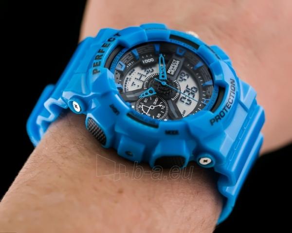 Sportinis PERFECT laikrodis PFA867M Paveikslėlis 4 iš 5 310820017588
