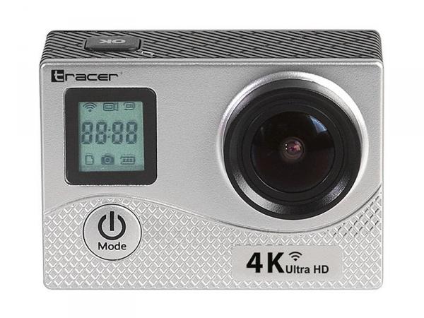 Sporto kamera TRACER eXplore SJ 4561 wi-fi 4K silver elegance Paveikslėlis 2 iš 4 310820143897