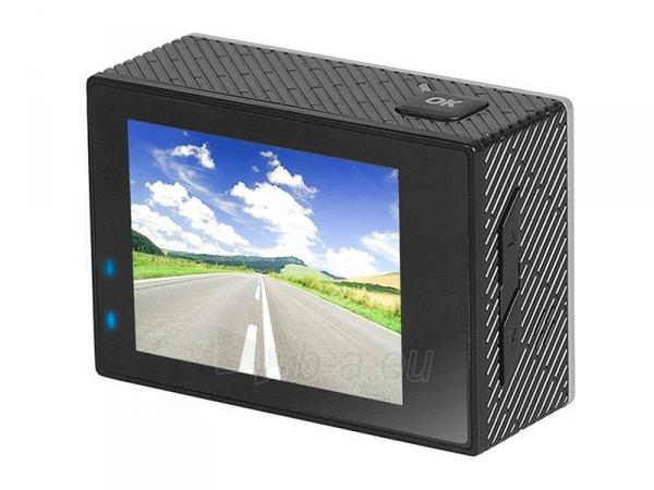 Sporto kamera TRACER eXplore SJ 4561 wi-fi 4K silver elegance Paveikslėlis 3 iš 4 310820143897