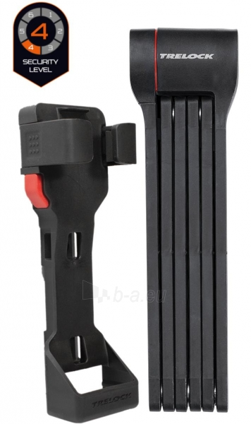 Spyna Trelock FS 480/100 Cops ZF 480 X-Press Black Paveikslėlis 3 iš 3 310820245670