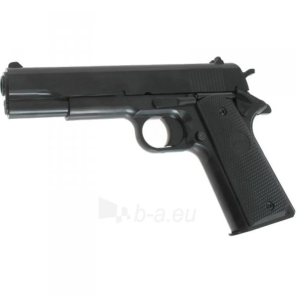 Šratasvydžio pistoletas Airsoftpistol STI M1911 Classic,spring, hop-up Paveikslėlis 1 iš 2 310820161981