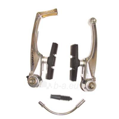 Stabdžiai V-brakes Tektro C310 alloy, silver Paveikslėlis 1 iš 1 310820020833