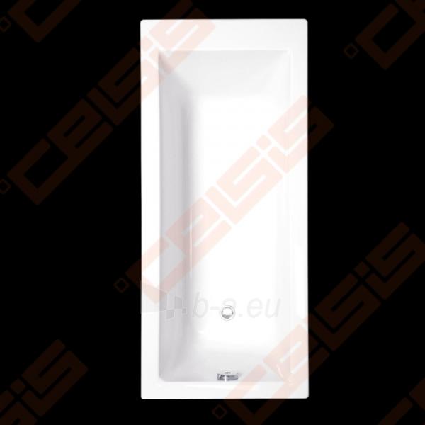 Stačiakampė vonia ROLTECHNIK KUBIC 160x70 cm Paveikslėlis 1 iš 2 270716000983