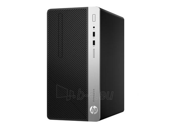 Stacionarus kompiuteris HP ProDesk 400 G5 MT i7-8700 8GB 256GB Paveikslėlis 1 iš 1 310820218871