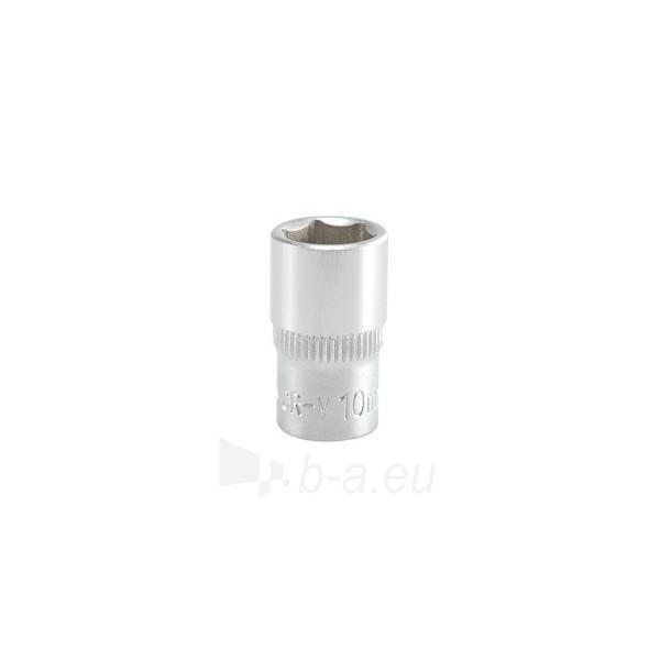 Stahlberg Galvutė 1/4'' 10 mm Paveikslėlis 1 iš 1 300458000442