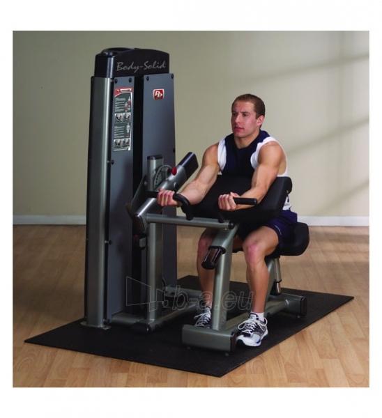 Staklės treniruoti bicepsams ir tricepsams DBTC-SF Body-Solid Pro-Dual Bicep Curl Paveikslėlis 2 iš 3 250575000227