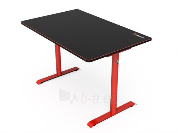 Stalas Arozzi Arena Leggero Gaming Desk - Red Paveikslėlis 1 iš 3 310820156395