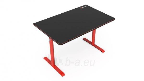 Stalas Arozzi Arena Leggero Gaming Desk - Red Paveikslėlis 2 iš 3 310820156395